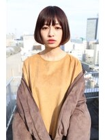 モッズヘア 仙台PARCO店(mod's hair)【モッズヘア仙台】クラシカルな王道ボブ★