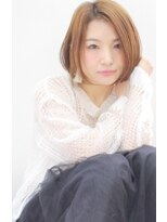 ミッカ(micca)【micca下北沢】大人かわいい×ワンレンボブ☆