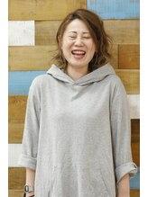 アカラ ヘアアンドメイク 六本木(Akala hair&make)秋田 千奈津