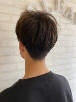 ヘアーアンドメイククリアー(Hair&Make CLEAR)マッシュヘア×ゆるふわパーマ
