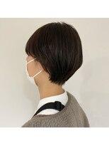 ヘアーアイストゥーレ(HAIR ICI TRE)コンパクト ショート