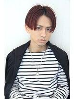 フェス カットアンドカラーズ(FESS cut&colors)【チェリーレッド×スマートマッシュ】『FESS 鶴丸』