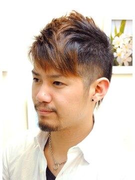 キュアキュア(Cure2) ネイマール風ショートスタイル