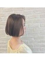 クレーデヘアーズ 相田店(Crede hair's)#収まるショーボブ