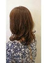 ファルコヘア 立川店(FALCO hair)エレガントなカールスタイル