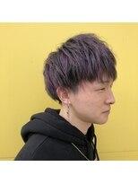 カイノ イオンモール福岡店(KAINO)♪ダークアッシュinピンク♪