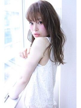 ロゼ 西宮(Rose)【Rose】ルーズウェーブ×セミロング★