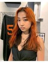 ジーナ(XENA)【MISA】ビビットオレンジ