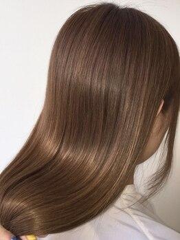 ビームズ トータルビューティー 西中島店(Bee ms Total Beauty)の写真/美髪エステメニュー多数で嬉しい☆女性Stylist多数在籍で、相談しやすい!サラ艶美髪を手に入れよう♪