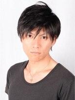 ヘアーアンドビューティ クアトロ 赤塚店 水戸(HAIR&BEAUTY QUATRO)men'sラフショート