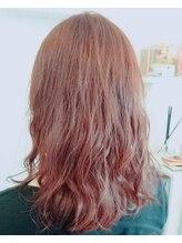 クランドヘアーインプローブ (Clando hair improve)ゆるふわアレンジスタイル