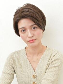 ヘアーサロンデフォーエバー(hairsalon de Forever)の写真/髪・頭皮に優しいボタニカル成分配合♪ダメージを抑えて理想の色味&発色を実現!