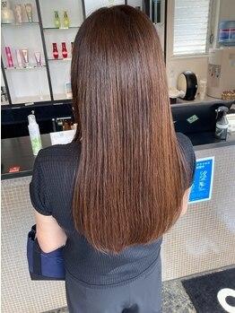 ワイツー(Y 2)の写真/新感触◎驚きのダメージレスで、柔らかいナチュラルな仕上がりに◇あなた理想のサラ艶髪へと導きます♪