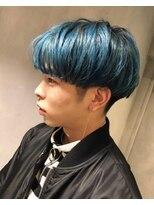 dullness blue
