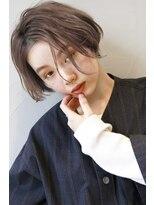 ヘアサロンガリカアオヤマ(hair salon Gallica aoyama)『 ハイライトカラー × 毛束感 』外国人風ボブ☆