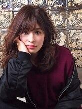 コンテナ ヘアーアンドリラックス(CONTENA Hair&Relax)大人かわいい☆ふわミディ