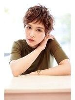 ベビーショート/ブラウンベージュ ☆ CREDGARDEN ayase