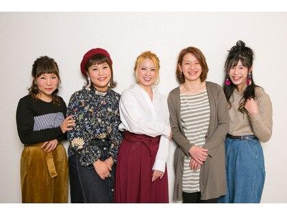 ヘアーアンドメイクアップMK 貝塚店(hair&make-up MK)の写真