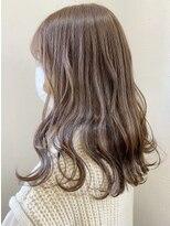 キラ 原宿 表参道(KILLA)ブリーチなしダブルカラー ベージュカラー 髪質改善