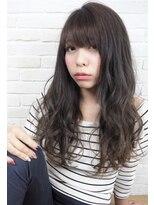 ヘアーブランド リンク 三宮店(HAIR BRAND Link)【Link】パールアッシュ×ミックスウェーブ
