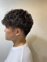 ネオヘアー 東向島店(NEO Hair)ハードパーマスタイル