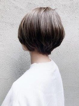 グランジュテ Grand jeteの写真/お客様の個性を大切に、髪質やクセなど細部までこだわり、髪が伸びても崩れにくいスタイルを☆