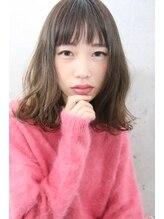 フェス カットアンドカラーズ(FESS cut&colors)モテミディアム【福岡美容室FESS】