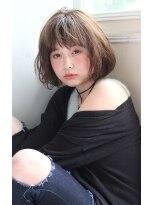 アンアミ オモテサンドウ(Un ami omotesando)【Unami】ノームコア、うぶバングボブ☆島田梨沙