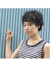 キキ フォー ヘアーデザイン(kiki for hair design)『kiki』ショートstyle.2