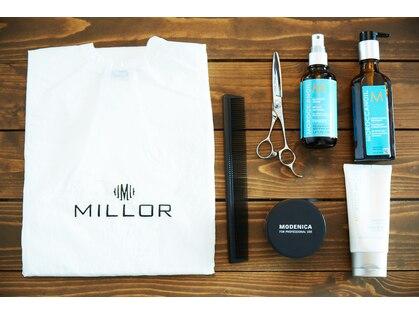 ミラー(MILLOR)の写真