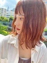 スティル(STILL un label)【STILL unlabel】オレンジブラウン