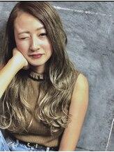 セブン ヘア ワークス(Seven Hair Works)[セブンヘア]イルミナ ベージュ系カラー