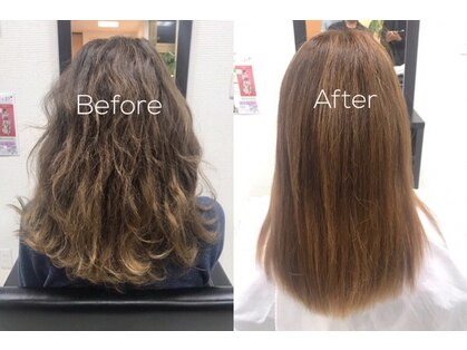 ヘアーメイク セラヴィ(Hair Make C'EST LA VIE)の写真