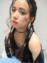ミエルヘアーアンドスパ(miel hair&spa)◆miel◆street arrange