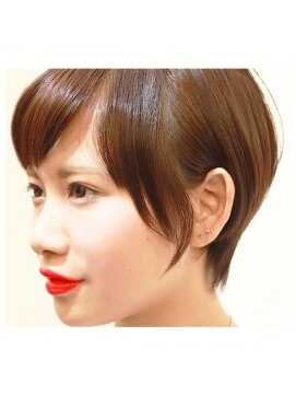 ニコ ヘアメイク(NICO HAIRMAKE) Short Bob