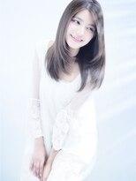 リリースセンバ(release SEMBA)releaseSEMBA『笑顔まで素敵に♪エアリールセミロング☆』