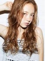 ロッジ 原宿店(RODGE)『lovely × sexy』wavy long 【RODGE原宿/表参道】