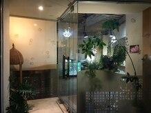 富士駅にあるヘアリゾート花*花