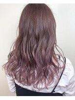 リル ヘアーアンドスマイル(LiL HAIR&SMILE)2020 AW LiL hair  by村上 21