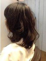 ヘア ルシェ(hair ruscha)【ヘアルシェ】おすすめ♪♪エアリーミディアム♪