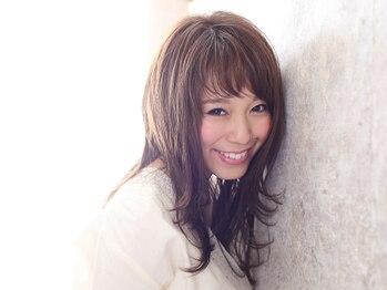 レイフィールド 勝川店の写真/スタイリングしやすいサラツヤのストレートヘアを♪髪質・クセに合わせた施術でどうぞ!