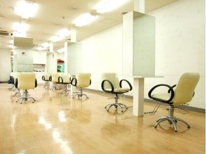 ヘアースタジオブランシェ 新川店(hair studio branche)の写真