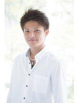銀座マツナガ 箱崎店(GINZA MATSUNAGA)【マツナガ箱崎】ワイルドアップバングショート