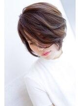 ヘアケアアンドデザイン ココレ(Hair care&Design Cocole)お手入れ簡単ショートボブ♪