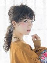 オジコ(ojiko)☆月曜営業☆【ojiko.】大人可愛いポニーテール