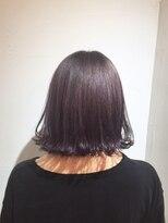 【amethyst violet9】ダブルカラーカラーリスト田中