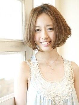 """ヘアークリップ キューズ(HAIR CLIP Q's)の写真/【瓢箪山駅徒歩2分】あなたの""""なりたい""""を叶える!癖や広がりをキレイに伸ばして,憧れのストレートヘアに♪"""