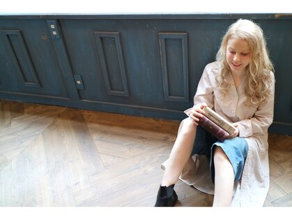 マギーヘア(magiy hair)の写真