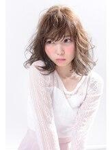 バズ ヘアーメイク(buzz Hair make)[buzz-Hair make] ウエーブセミディ