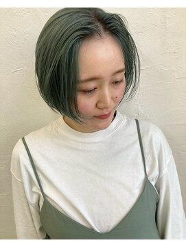 シーク(seek)【seek菜月】mint green【長野 松本】